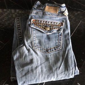 Women's Vigoss jeans size 1/2